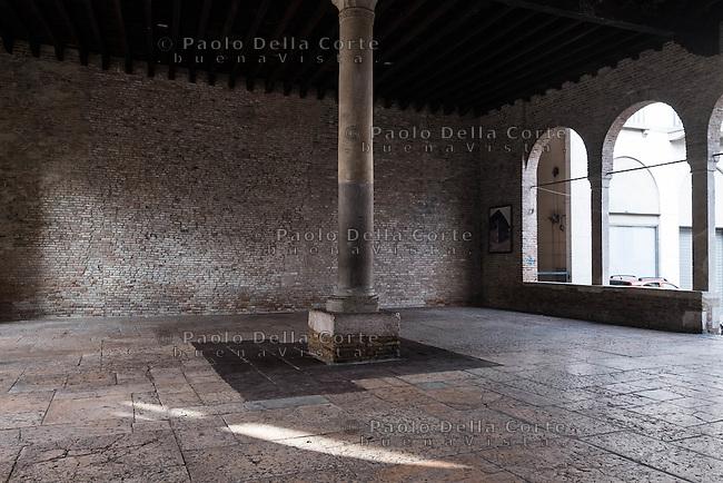 Treviso - La Loggia dei Cavalieti