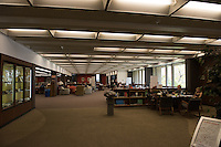 The library, May 4, 2016.<br /> (Photo by Nick Harrington, Occidental College Class of 2017)