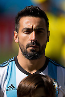 Ezequiel Lavezzi of Argentina