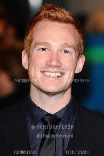 "Greg Rutherford arriving for the premiere of ""The Hobbit: An Unexpected Journey"" at the Odeon Leicester Square, London. 12/12/2012 Picture by: Steve Vas / Featureflash"