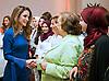 Queen Rania Hosts Iftar Banquet