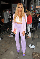 Munroe Bergdorf at the &quot;Kinky Boots&quot; gala performance, Adelphi Theatre, The Strand, London, England, UK, on Tuesday 29 May 2018.<br /> CAP/CAN<br /> &copy;CAN/Capital Pictures