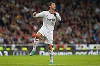 Cristiano get de ball
