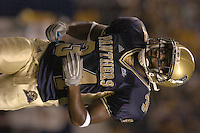 3 September 2005:  Pitt true freshman RB LaRod Stephens-Howling.  Notre Dame defeated Pittsburgh 42-21 September 3, 2005 at Heinz Field in Pittsburgh, PA..