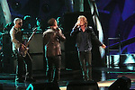 ROCK & ROLL HALL OF FAME CONCERT AT MADISON SQUARE GARDEN, U2,Black Eyed Peas, Mick Jagger