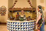 Mexican Kitchen, Girard Wing, Museum of International Folk Arts, Santa Fe, New Mexico