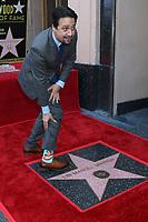 LOS ANGELES - NOV 30:  Lin-Manuel Miranda at the Lin-Manuel Miranda Star Ceremony on the Hollywood Walk of Fame on November 30, 2018 in Los Angeles, CA