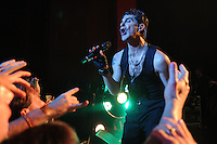 MIAMI BEACH, FL - MAY 18: Perry Farrell of Jane's Addiction performs at Fillmore Miami Beach on May 18, 2012 in Miami Beach, Florida. ©mpi04/MediaPunch Inc