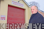 WE COULD HAVE HELPED: Pat Barry one of the founder members of the local voluntary Fire Brigade is angry their service is being ignored.