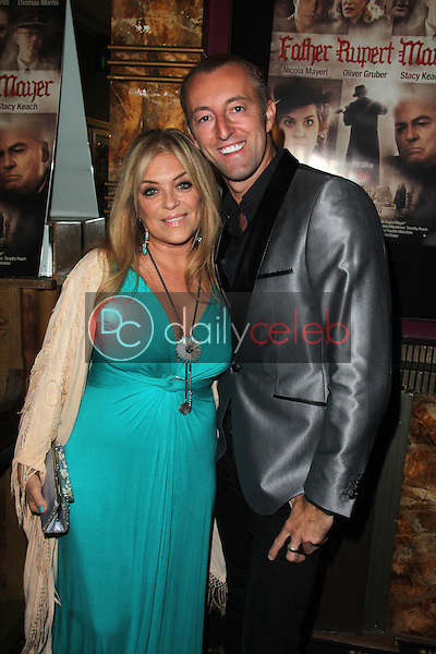 Lydia Cornell, Prince Mario-Max Schaumburg-Lippe<br />