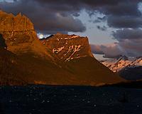 St Mary Lake Sunrise