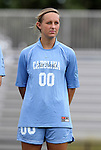 09 September 2011: North Carolina's Alyssa Rich. The University of North Carolina Tar Heels defeated the University of North Carolina Greensboro Spartans 2-0 at Koskinen Stadium in Durham, North Carolina in an NCAA Division I Women's Soccer game.