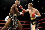 Yuri Foreman vs Shakir Ashanti - 6 rounds Jr. Middleweight fight - 11.13.04