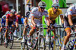 Andre GREIPEL (GER, LOT) and Marcel KITTEL (GER, GIA) Stage 3 Buchten - Buchten, Ster ZLM Toer, Buchten, The Netherlands, 20th June 2014, Photo by Thomas van Bracht / Peloton Photos