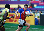 Rodrigo Fernandez, Day 1 at Hong Kong Stadium, HSBC World Rugby Sevens Series, Hong Kong Sevens 2019 - Photo Martin Seras Lima