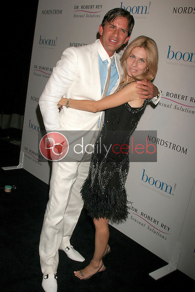 Dr Robert Rey and Hayley Rey<br />at the launch of 'Sensual Solutions'. The Thompson Hotel, Beverly Hills, CA. 09-03-08<br />Dave Edwards/DailyCeleb.com 818-249-4998
