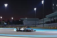 29th November 2019; Yas Marina Circuit, Abu Dhabi, United Arab Emirates; Formula 1 Abu Dhabi Grand Prix, practice day; Mercedes AMG Petronas Motorsport, Lewis Hamilton - Editorial Use