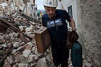 Italy: Abruzzo earthquake