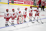 2016-17 NCAA Women's Hockey: Minnesota at Wisconsin