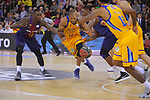 League ACB-ENDESA 2017/2018 - Game: 12.<br /> FC Barcelona Lassa vs Herbalife Gran Canaria: 77-88.