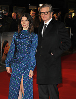 Rachel Weisz and Colin Firth at the &quot;The Mercy&quot; world film premiere, Curzon Mayfair cinema, Curzon Street, London, England, UK, on Tuesday 06 February 2018.<br /> CAP/CAN<br /> &copy;CAN/Capital Pictures