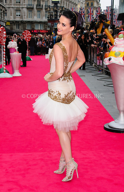 """WWW.ACEPIXS.COM . . . . .  ..... . . . . US SALES ONLY . . . . ....July 3 2012, London....Katy Perry at the premiere of """"Katy Perry: Part of Me"""" held at the Empire Leicester Square on July 3 2012 in London ....Please byline: FAMOUS-ACE PICTURES... . . . .  ....Ace Pictures, Inc:  ..Tel: (212) 243-8787..e-mail: info@acepixs.com..web: http://www.acepixs.com"""