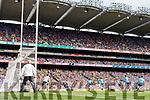 Sean O'Shea, Kerry in action against Brian Fenton, Dublin during the GAA Football All-Ireland Senior Championship Final match between Kerry and Dublin at Croke Park in Dublin on Sunday.