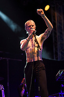 "LONDON, ENGLAND - SEPTEMBER 8: Oscar ""Lulu"" Pollock of 'Sundara Karma' performing at Gunnersville, Gunnersbury Park on September 8, 2019 in London, England.<br /> CAP/MAR<br /> ©MAR/Capital Pictures"