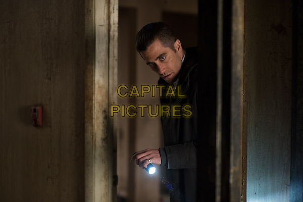 Jake Gyllenhaal<br /> in Prisoners (2013) <br /> *Filmstill - Editorial Use Only*<br /> CAP/NFS<br /> Image supplied by Capital Pictures