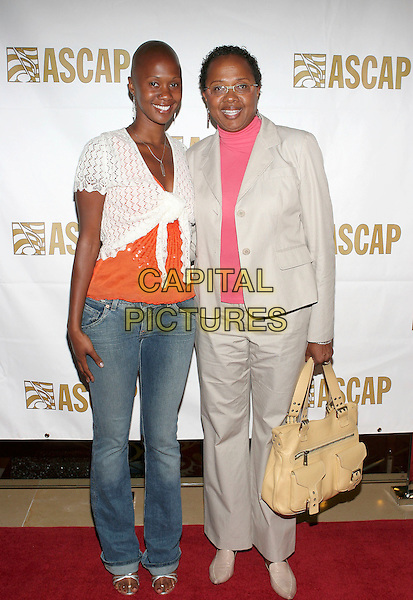 PAUL MADISON & DAUGHTER.ASCAP Presents the 18th Annual Rhythm & Soul Music Awards held at the Beverly Hilton Hotel, Beverly Hills, California, USA, 27 June 2005..full length.Ref: ADM.www.capitalpictures.com.sales@capitalpictures.com.©Zach Lipp/AdMedia/Capital Pictures.