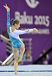 15/06/2015 - Artistic Gymnastics - Baku - Azerbaijan