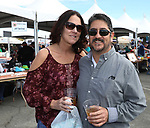 Sherri and Robert during the Beer and Chili Festival at the Grand Sierra Resort in Reno, Nevada on Saturday, Oct. 21, 2017.