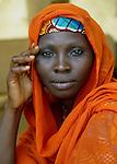 Nigerian woman.