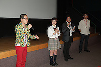 Montreal (QC) CANADA - July 20, 2012 - '' Nakedness Which Wants to Die Too Much '' Wolrd premiere at Fantasia festival, in presence of Hidenobu Abera, drirector, screenwriter,producer and actor, and of  Natsumi Imanaka , actress.
