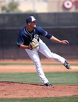 Adrian Morejon - San Diego Padres 2018 spring training (Bill Mitchell)