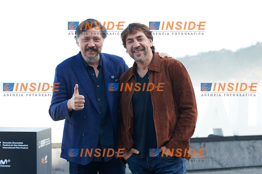 Javier Barden and Carlos Barden attent the Photocall of 'Santuary ' during the 67th San Sebastian Donostia International Film Festival - Zinemaldia.September 26,2019.(ALTERPHOTOS/Yurena Paniagua)<br /> Photo Alterphotos / Insidefoto <br /> ITALY ONLY