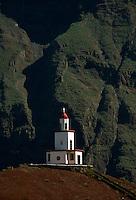 El Hierro, Iglesia Nostra Senora de la Candelaria in Frontera, El Hierro, Kanarische Inseln, Spanien