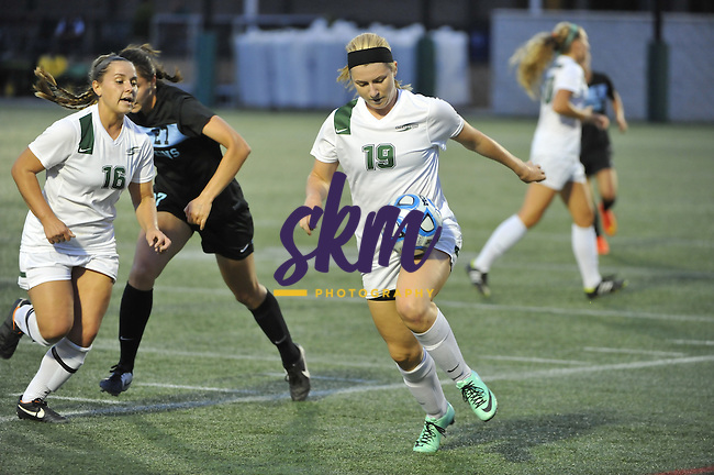 Stevenson Women's soccer fell to Johns Hopkins 0-5 Wednesday night at Mustang Stadium in Owings Mills.