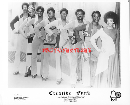 CREATIVE FUNK..photo from promoarchive.com- Photofeatures....