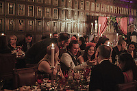 middle temple hall; fabled events