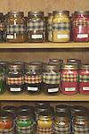 Main Street Shops, Lewisburg, PA.homemade candles.......