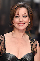 Ruthie Henshall arrives for the Olivier Awards 2015 at the Royal Opera House Covent Garden, London. 12/04/2015 Picture by: Steve Vas / Featureflash