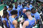 Tulane basketball falls to Florida State, 80-69, to begin the 2018-19 season.