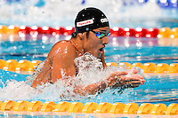 SETO Darya, Japan JPN, gold medal<br /> 400 Individual Medley Men <br /> Swimming - Nuoto <br /> Barcellona 4/8/2013 Palau St Jordi <br /> Barcelona 2013 15 Fina World Championships Aquatics <br /> Foto Andrea Staccioli Insidefoto