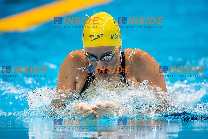 McKeon Emma AUS<br /> 100 breaststroke women<br /> Rio de JaneiroXXXI Olympic Games <br /> Olympic Aquatics Stadium <br /> Swimming heats 07/08/2016<br /> Photo Giorgio Scala/Deepbluemedia/Insidefoto
