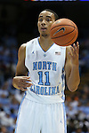 24 October 2014: North Carolina's Brice Johnson. The University of North Carolina Tar Heels played the Fayetteville State University Broncos in an NCAA Division I Men's basketball exhibition game at the Dean E. Smith Center in Chapel Hill, North Carolina. UNC won the exhibition 111-58.
