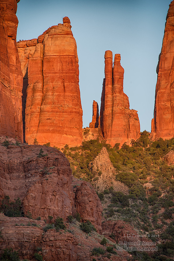 Sedona Sunset: Cathedral Rock