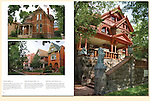 Historic Denver homes like the Molly Brown House Museum (right). From John's 5th book: &quot;Denver Colorado: A Photographic Portrait.&quot;<br />