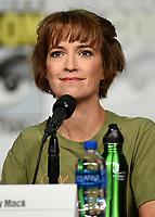 SAN DIEGO COMIC-CON© 2019: 20th Century Fox Television and Hulu's Solar Opposites Cast Member Mary Mack during the SOLAR OPPOSITES panel on Friday, July 19 at the SAN DIEGO COMIC-CON© 2019. CR: Frank Micelotta/20th Century Fox Television