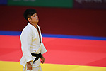 Joshiro Maruyama (JPN), <br /> AUGUST 29, 2018 - Judo : Men's -66kg at Jakarta Convention Center Plenary Hall during the 2018 Jakarta Palembang Asian Games in Jakarta, Indonesia. <br /> (Photo by MATSUO.K/AFLO SPORT)